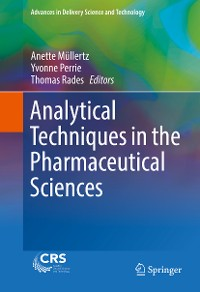 Cover Analytical Techniques in the Pharmaceutical Sciences