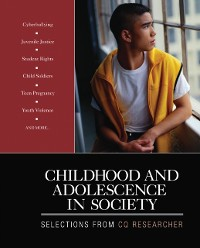Cover Childhood and Adolescence in Society