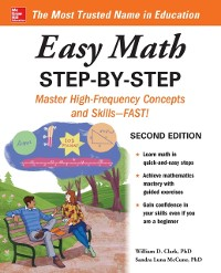 Cover Easy Math Step-by-Step, Second Edition