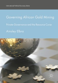 Cover Governing African Gold Mining