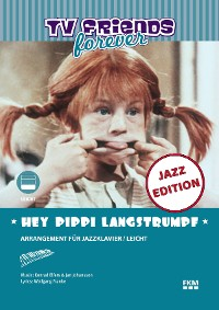Cover Hey Pippi Langstrumpf