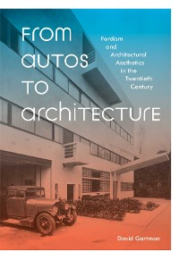Cover From Autos to Architecture