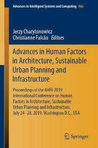 Cover Advances in Human Factors in Architecture, Sustainable Urban Planning and Infrastructure