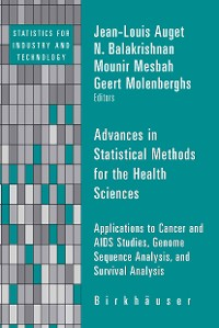 Cover Advances in Statistical Methods for the Health Sciences