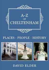 Cover A-Z of Cheltenham