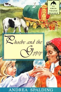 Cover Phoebe and the Gypsy