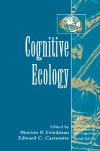 Cover Cognitive Ecology