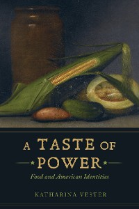 Cover A Taste of Power