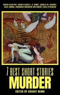 Cover 7 best short stories - Murder