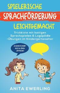 Cover Spielerische Sprachförderung leicht gemacht