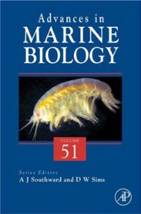 Cover Advances in Marine Biology
