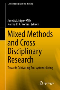 Cover Mixed Methods and Cross Disciplinary Research