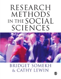 Cover Research Methods in the Social Sciences