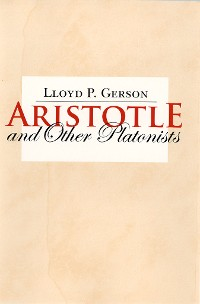 Cover Aristotle and Other Platonists