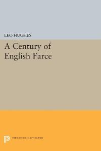 Cover Century of English Farce