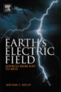 Cover Earth's Electric Field