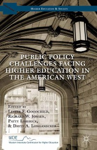 Cover Public Policy Challenges Facing Higher Education in the American West