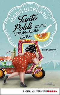 Cover Tante Poldi und die sizilianischen Löwen