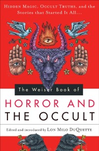 Cover Weiser Book of Horror and the Occult
