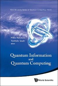 Cover Quantum Information And Quantum Computing - Proceedings Of Symposium