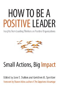 Cover How to Be a Positive Leader