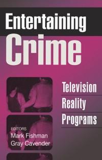 Cover Entertaining Crime