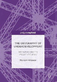 Cover The Geography of Underdevelopment