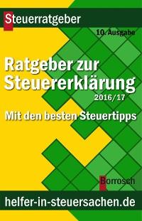 Cover Ratgeber zur Steuererklärung 2016/2017