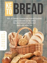 Cover Keto Bread