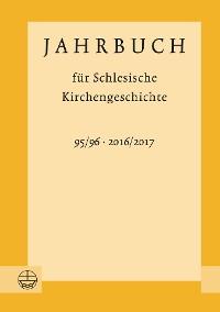 Cover Jahrbuch für Schlesische Kirchengeschichte