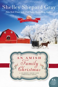 Cover Amish Family Christmas