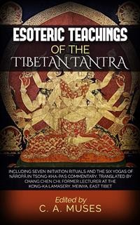 Cover Esoteric Teachings of the Tibetan Tantra