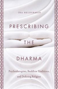 Cover Prescribing the Dharma
