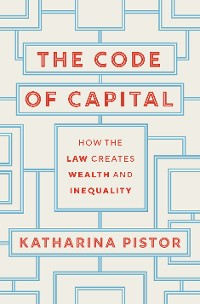 Cover The Code of Capital