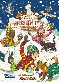 Cover Die Schule der magischen Tiere: Eingeschneit! Ein Winterabenteuer
