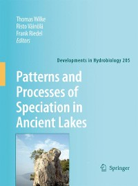 Cover Patterns and Processes of Speciation in Ancient Lakes