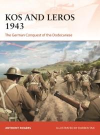 Cover Kos and Leros 1943