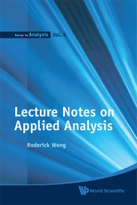 Cover Lecture Notes on Applied Analysis