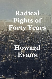 Cover Radical Fights of Forty Years