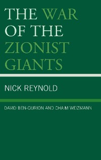 Cover The War of the Zionist Giants