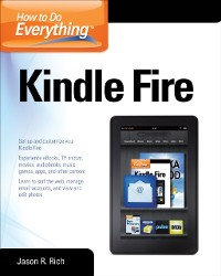 Cover How to Do Everything Kindle Fire
