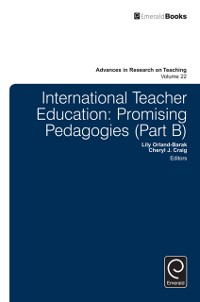 Cover International Teacher Education