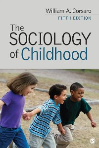 Cover The Sociology of Childhood