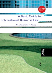 Cover Basic Guide to International Business Law