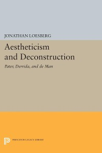 Cover Aestheticism and Deconstruction
