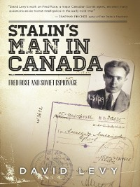 Cover Stalin's Man in Canada