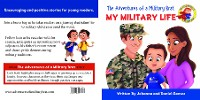 Cover The Adventures of a Military Brat