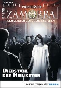 Cover Professor Zamorra - Folge 1040