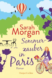 Cover Sommerzauber in Paris