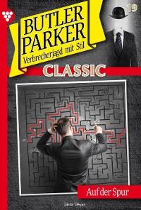 Cover Butler Parker Classic 19 – Kriminalroman